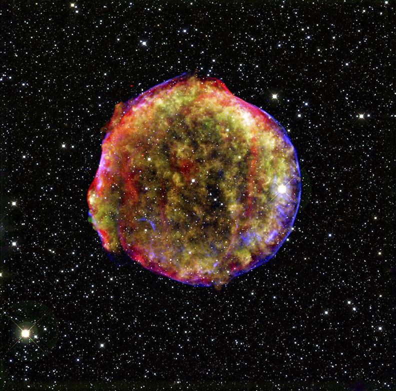 Supernova de Tycho (SN 1572)