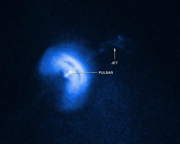 Pulsar de Vela